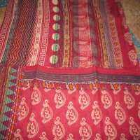 Cotton Hand Block Printed Saree Manufacturers