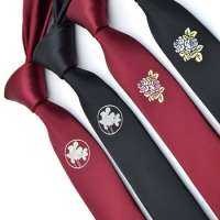 Embroidered Necktie Manufacturers