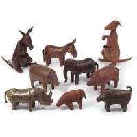 皮革动物 制造商