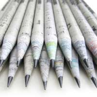 Recycled Paper Pencil Manufacturers