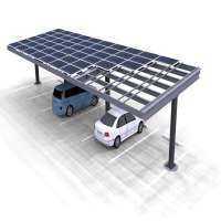 太阳能车棚 制造商