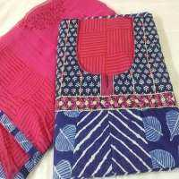 Unstitched Cotton Suit Manufacturers