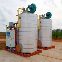 Thermic Fluid Heating System Manufacturers