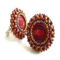 Beaded Cuff Links Manufacturers