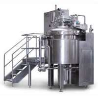 Vacuum Mixer Homogenizer Manufacturers