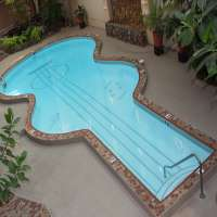 Shaped Swimming Pools Manufacturers