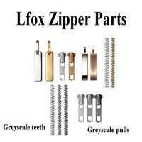 Zipper Parts Manufacturers
