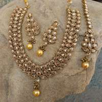 Polki Necklace Manufacturers