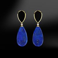 Lapis Lazuli Earring Manufacturers