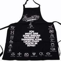 烧烤围裙 制造商