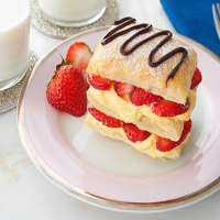 Strawberry Pastry Manufacturers
