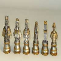 Brass Chess Set Importers