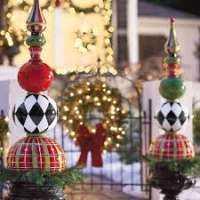 户外圣诞装饰 制造商
