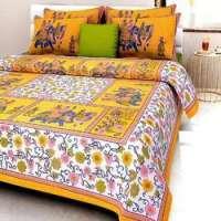 Handloom Bed Sheet Manufacturers