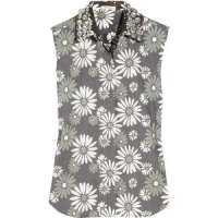 Printed Cotton Blouses Manufacturers