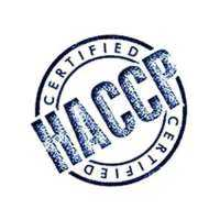 HACCP认证服务 制造商