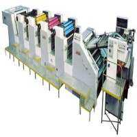 Sheetfed Offset Printing Machine Manufacturers