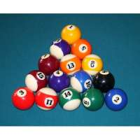 Snooker Balls Importers