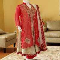 Chiffon Salwar Suit Manufacturers