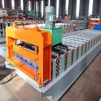 Sheet Roll Forming Machine Manufacturers