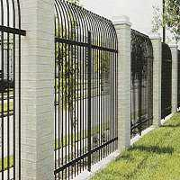 Commercial Fence Manufacturers