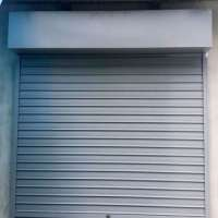 Powder Coated Rolling Shutter Manufacturers