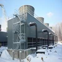 Forced Draft Cooling Tower Manufacturers