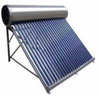 ETC Solar Water Heater Manufacturers