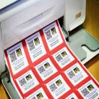 贴纸印刷 制造商