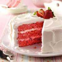 Strawberry Cake Manufacturers