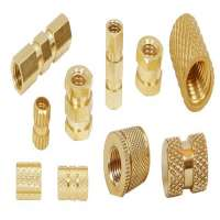 Brass Electrical Inserts Manufacturers