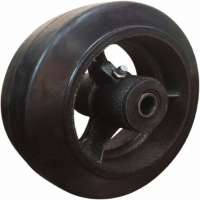 Molded Rubber Wheels Manufacturers
