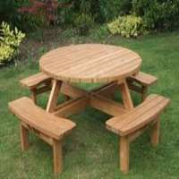 Garden Table Manufacturers