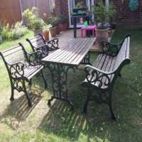 Wrought Iron Garden Furniture Manufacturers