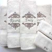 个性化的毛巾 制造商