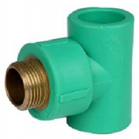 PPR Male Threaded Tee Manufacturers
