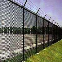 Industrial Fence Manufacturers