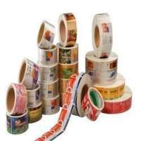 Adhesive Labels Printing Services Manufacturers