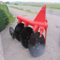 Mounted Disc Plough Manufacturers