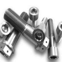 Titanium Fasteners Manufacturers