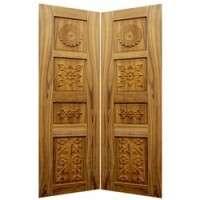 Teak Wood Double Door Manufacturers