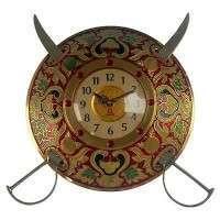 Sword Armour Wall Clock Manufacturers