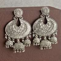 Silver Plated Earring Manufacturers