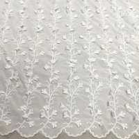 Chiffon Embroidery Fabric Manufacturers