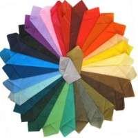 彩色的纸巾 制造商