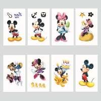 Cartoon Tattoo Sticker Manufacturers