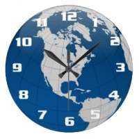 Globe Clock Manufacturers