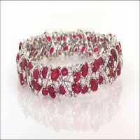 Ruby Bracelets Manufacturers