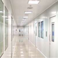 Clean Room Partition Manufacturers