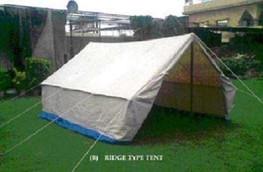 Relief Tent